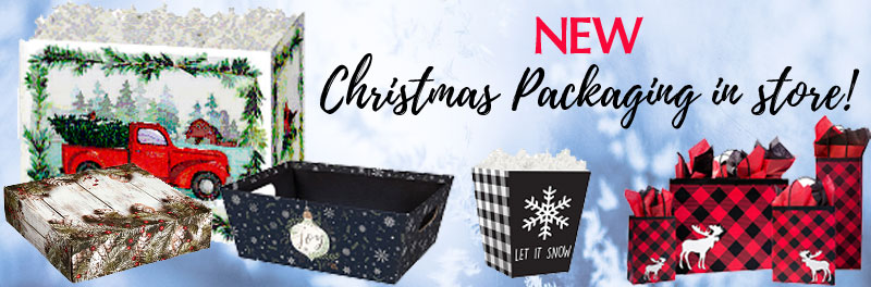 Christmas Retail Gift Packaging
